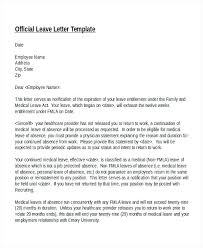 Maternity Return To Work Letter From Employer Template Creative ...