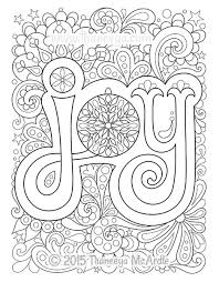 Small Picture Christmas Coloring Book by Thaneeya McArdle Thaneeyacom