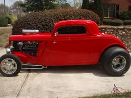 Ford HIGH BOY 3 Window Coupe 871 Blown 502 Street Hot Rat Rod Race ...