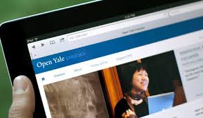 YaleNews | Seven new Open Yale Courses now available free online
