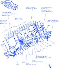 cadillac sls 1996 back side electrical circuit wiring diagram 1999 Cadillac Eldorado at Caddilac 1999 Fuse Box Pictures