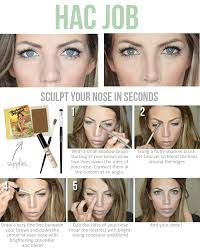 learn how to contour your nose life changing i tell