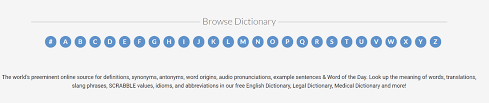Word Origins Website Dictionary Com Casey Crumbley