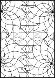 Islamic Geometric Patterns Coloring Pages 2019 Open Coloring Pages