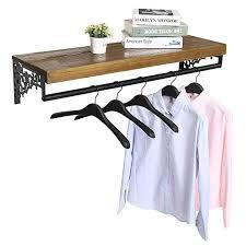 metal floating shelves