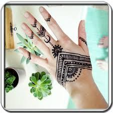 Henna Tattoo Design Aplikace Na Google Play