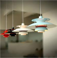 aluminum pendant ceiling chandelier restaurant bar living room inside plug in hanging decor 18