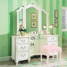 Women White Bedroom Vanity Set — Fortmyerfire Vanity Ideas : Pretty ...