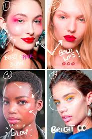 the prettiest spring makeup looks