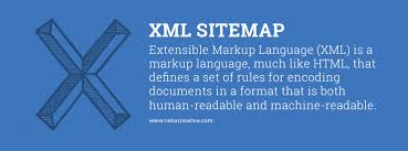 x is for xml sitemap helping search engines to see your site