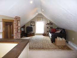Pictures Of Finished Attics Bungalow Attic Bedroom Ideas