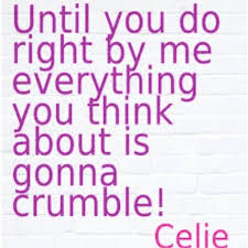 Color Purple Quotes Delectable Quote Of The Day The Color Purple Book Quotes Most Popular Visit