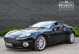 Aston Martin Vanquish S Ultimate Edition Rhd
