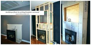 build a fireplace surround fireplace surround fireplace surround a how to for building a fireplace surround