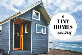 Small Picture 6 Tiny Homes under 50000 you can buy right now 6 Tiny Homes