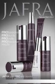 Jafra Skin Care Order Of Use Chart Jafra Feb March Brochure By Susan Hall Issuu