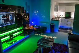 Game Room Ideas For Teenagers Gaming Room Colors And Game Room Cool Gaming Room Designs