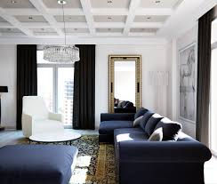 Living Room Classic Design A Stylish Apartment With Classic Design Features