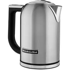 modern electric tea kettle