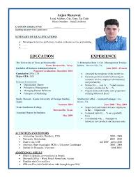 Attractive Resume
