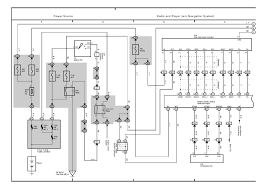 repair guides overall electrical wiring diagram (2003) overall 2004 toyota sequoia stereo wiring diagram at 2003 Toyota Sequoia Stereo Wiring Diagram