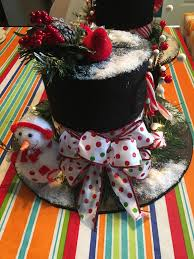 Top Hat Cake Designs Top Hat With Lights Holiday Decor Christmas Christmas