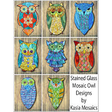 template complete owl set qty 8