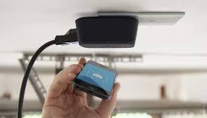garage door appUppy  Smart Garage Door Opener for Mobile Devices  iPhoneNess