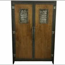 industrial style bedroom furniture. industrial locker 046 u2022 style furniture by evolution co scott bedroom