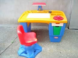 little tikes light up art desk with little tikes desk and chair