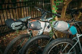 Revelate Designs Viscacha Vs Pika Bikepacking Seat Packs 3 Seat Bag Innovations Bikepacking Com