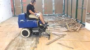 Hardwood Floor Removal Machine Wood