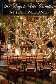 lighting ideas for weddings. Country Rustic Candle Wedding Lights Ideas Lighting For Weddings R