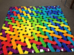 This quilt is a pattern by Patricia Pepe called