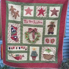 Tis the Season Quilt Pattern — Dandelion Designs & Tis the Season Quilt Pattern Adamdwight.com