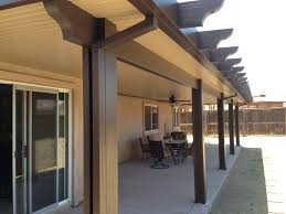 patio cover lighting ideas. two toned alumawood patio cover i greenbee lighting ideas