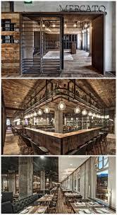 Rustic Interior Design Best 25 Rustic Restaurant Design Ideas On Pinterest Rustic