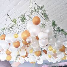 diy wedding ceiling decoration