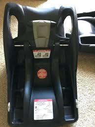 britax infant car seat bases