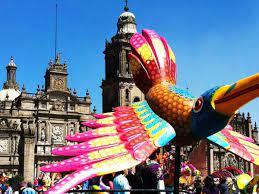 Mexico City - eine pulsierende ...