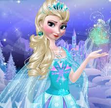 play frozen elsa makeup game