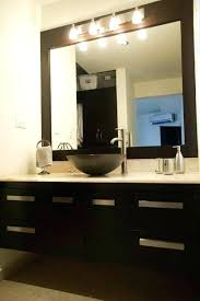 above mirror bathroom lighting. Bathroom Lighting Fixtures Over Mirror Light  How High Should Fixture Be Above Above Mirror Bathroom Lighting E