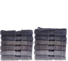 Decorative Bathroom Towels Sets Bath Bathroom Accessories Daccor Qvccom