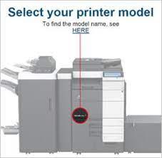 This printer delivers maximum print speeds up to. Drivers Downloads Konica Minolta