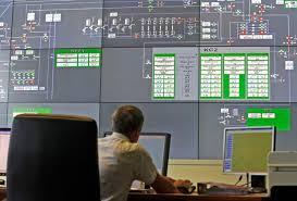 Как Европа слезает с энергетической иглы России Ресурсы  Контрольный центр подземного хранилища газа в Инчукалнсе Латвия