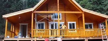 Small Picture Cabin Kits BC Affordable Recreational Log Cabins and Cottages