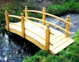 small garden bridges for small decorative garden bridge garden wood garden bridges with arched railings small garden bridges