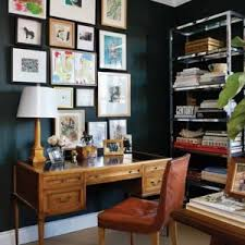 home office wall colors black walls with white trims and wall art great home office art for home office