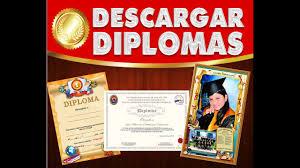 Descarga Diplomas Para Editar En Diferentes Formatos Psd