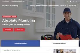 Best About Us Design 17 Best Plumbing Websites Design For Inspiration 2019 Colorlib